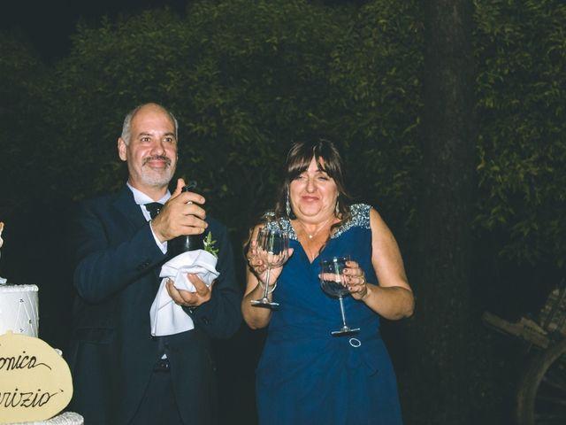 Il matrimonio di Maurizio e Monica a Capergnanica, Cremona 152
