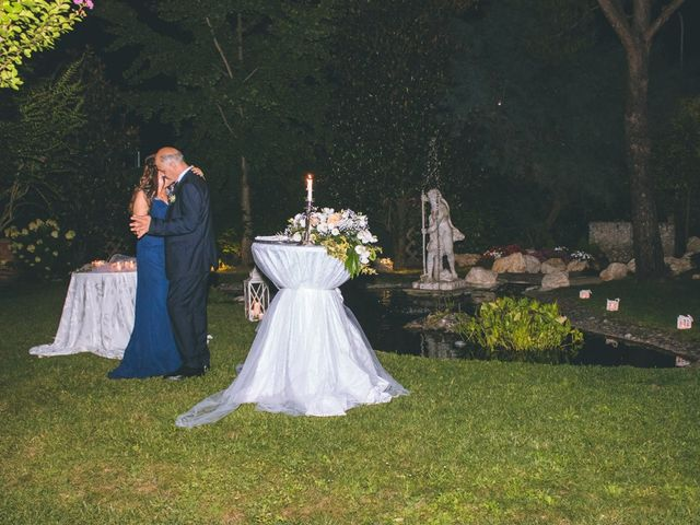 Il matrimonio di Maurizio e Monica a Capergnanica, Cremona 163