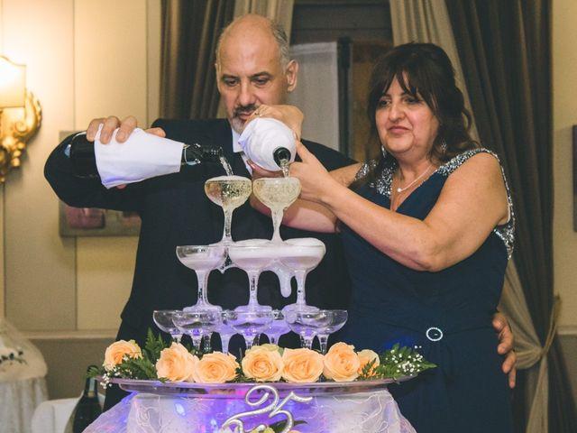 Il matrimonio di Maurizio e Monica a Capergnanica, Cremona 171