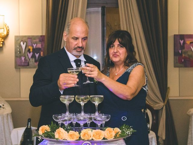 Il matrimonio di Maurizio e Monica a Capergnanica, Cremona 172