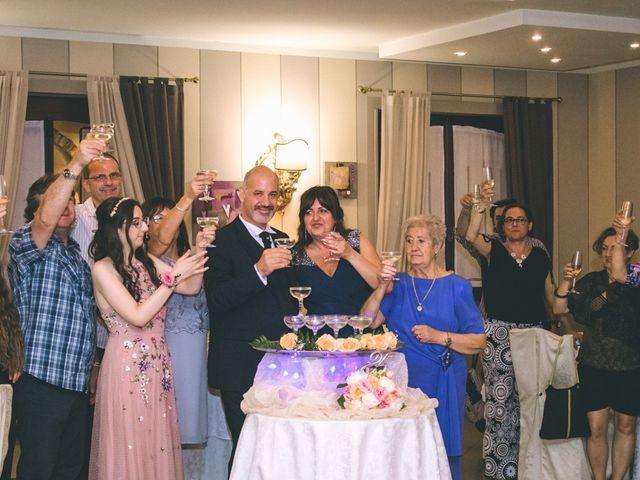 Il matrimonio di Maurizio e Monica a Capergnanica, Cremona 174