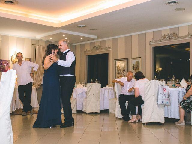 Il matrimonio di Maurizio e Monica a Capergnanica, Cremona 196