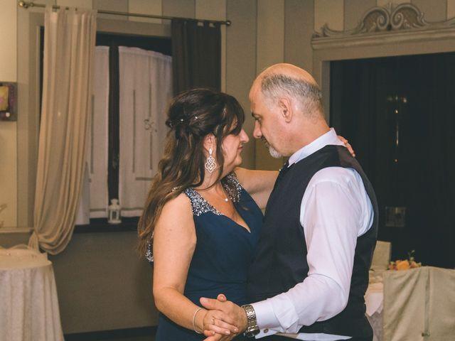 Il matrimonio di Maurizio e Monica a Capergnanica, Cremona 197