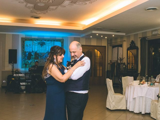Il matrimonio di Maurizio e Monica a Capergnanica, Cremona 201