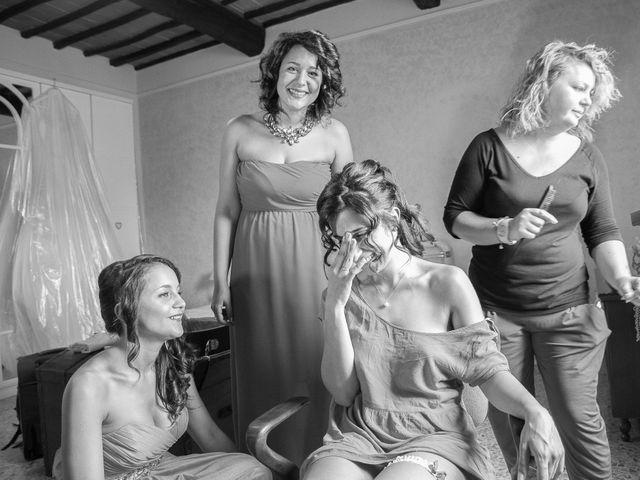 Il matrimonio di Claudio e Valentina a Colle di Val d'Elsa, Siena 3