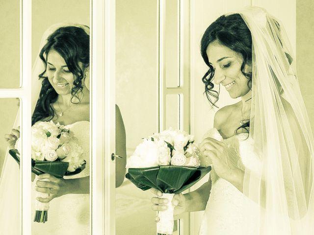 Il matrimonio di Claudio e Valentina a Colle di Val d'Elsa, Siena 7