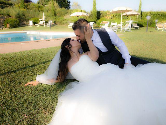 Il matrimonio di Claudio e Valentina a Colle di Val d'Elsa, Siena 8