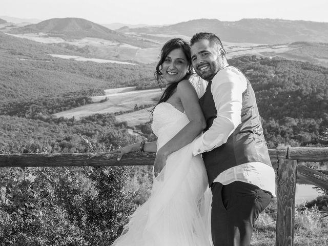 Il matrimonio di Claudio e Valentina a Colle di Val d'Elsa, Siena 9