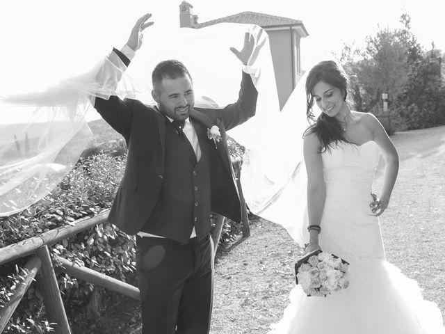 Il matrimonio di Claudio e Valentina a Colle di Val d'Elsa, Siena 10
