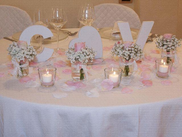 Il matrimonio di Claudio e Valentina a Colle di Val d'Elsa, Siena 11