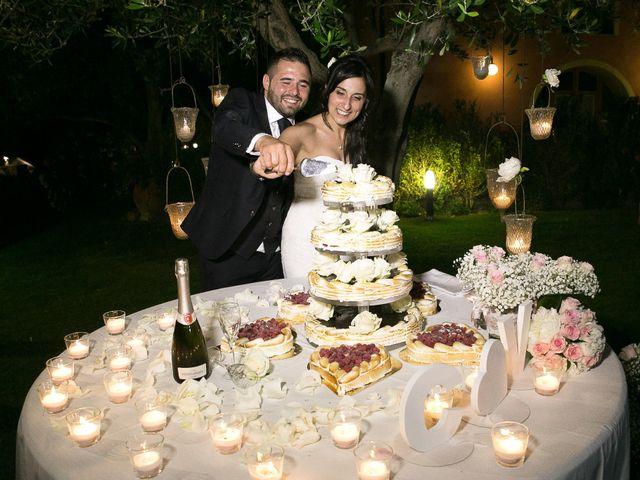Il matrimonio di Claudio e Valentina a Colle di Val d'Elsa, Siena 13