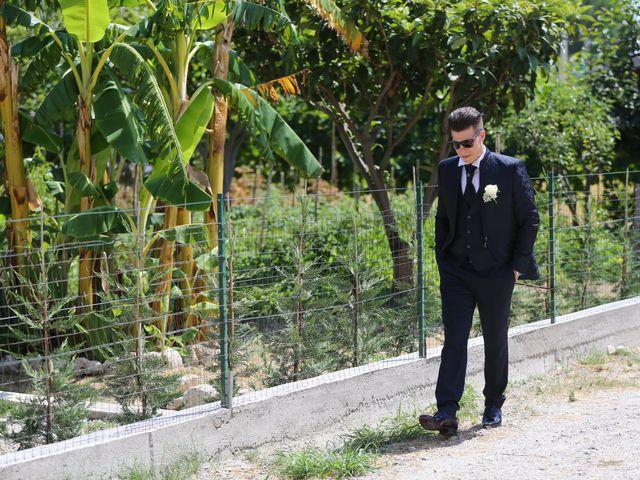 Il matrimonio di Debora e Alessandro a Roccella Ionica, Reggio Calabria 2