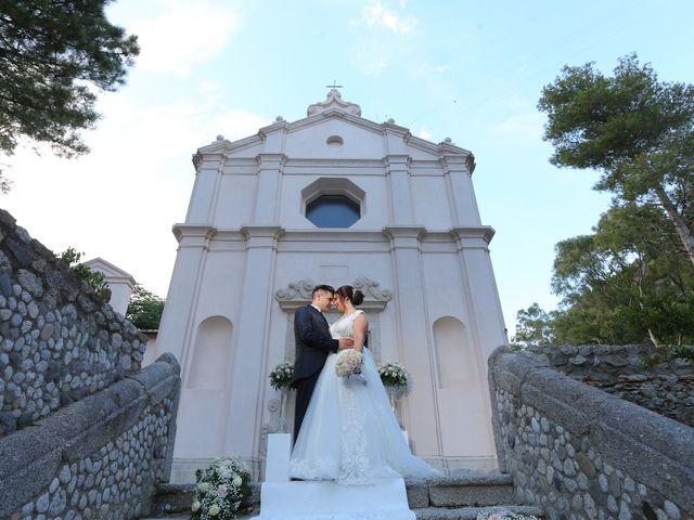 Il matrimonio di Debora e Alessandro a Roccella Ionica, Reggio Calabria 4