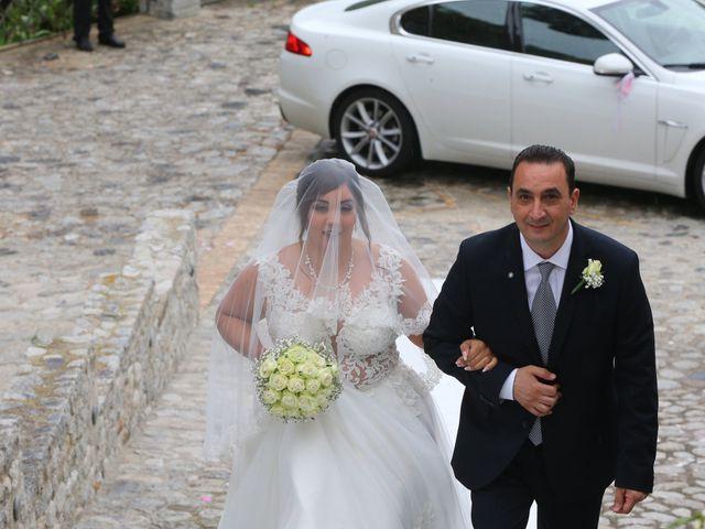 Il matrimonio di Debora e Alessandro a Roccella Ionica, Reggio Calabria 9
