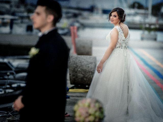 Il matrimonio di Debora e Alessandro a Roccella Ionica, Reggio Calabria 1