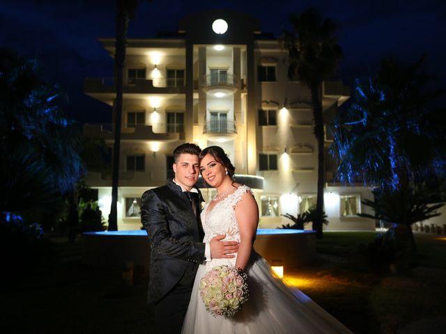 Il matrimonio di Debora e Alessandro a Roccella Ionica, Reggio Calabria 18