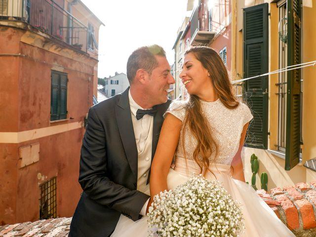 Il matrimonio di Maurizio e Valeria a Genova, Genova 19