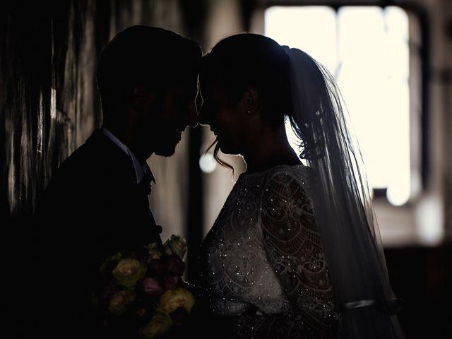 Il matrimonio di Claudia e Andrea a San Martino al Cimino, Viterbo 4