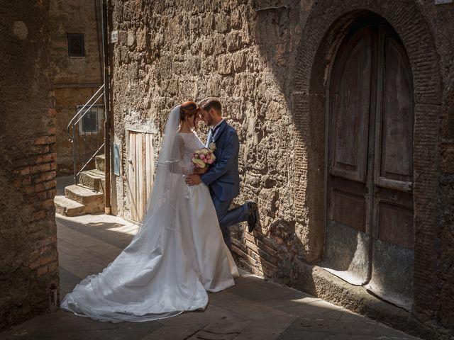 Il matrimonio di Claudia e Andrea a San Martino al Cimino, Viterbo 6