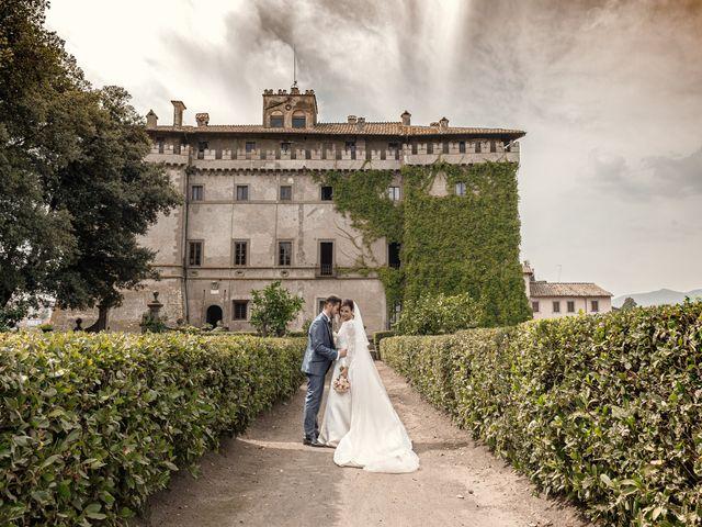 Il matrimonio di Claudia e Andrea a San Martino al Cimino, Viterbo 7