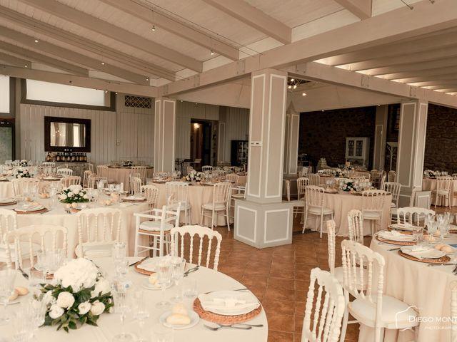Il matrimonio di Claudia e Andrea a San Martino al Cimino, Viterbo 11