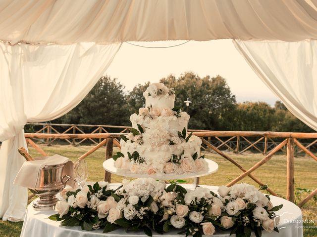 Il matrimonio di Claudia e Andrea a San Martino al Cimino, Viterbo 14