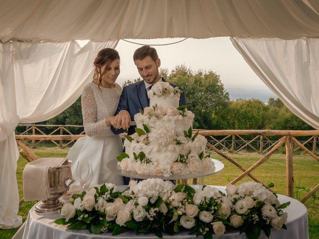 Il matrimonio di Claudia e Andrea a San Martino al Cimino, Viterbo 15