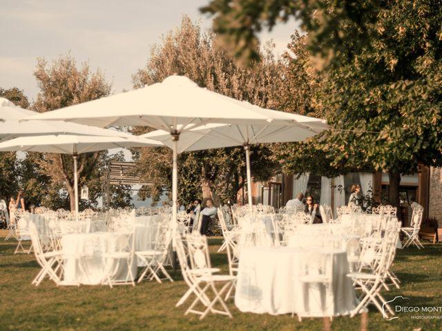 Il matrimonio di Claudia e Andrea a San Martino al Cimino, Viterbo 17