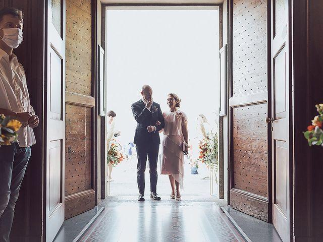 Il matrimonio di Roberto e Natalia a Orta San Giulio, Novara 28