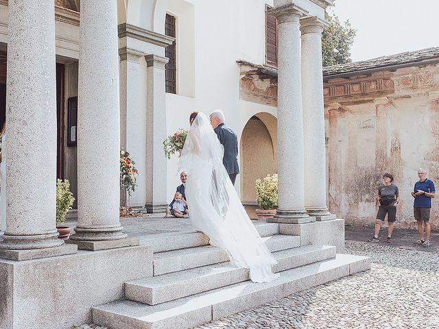 Il matrimonio di Roberto e Natalia a Orta San Giulio, Novara 31
