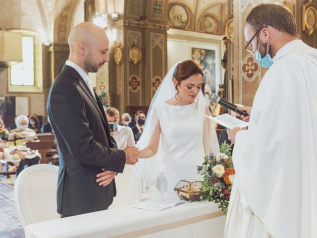 Il matrimonio di Roberto e Natalia a Orta San Giulio, Novara 35