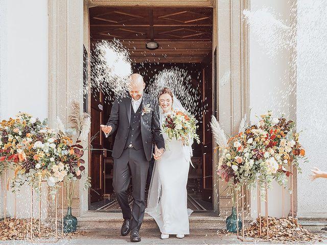 Il matrimonio di Roberto e Natalia a Orta San Giulio, Novara 39
