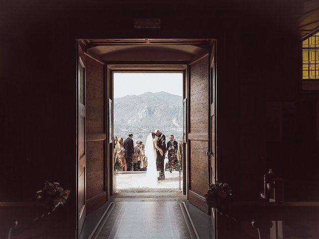 Il matrimonio di Roberto e Natalia a Orta San Giulio, Novara 41