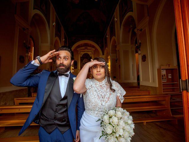 Il matrimonio di Leonardo e Angela a Triggiano, Bari 1