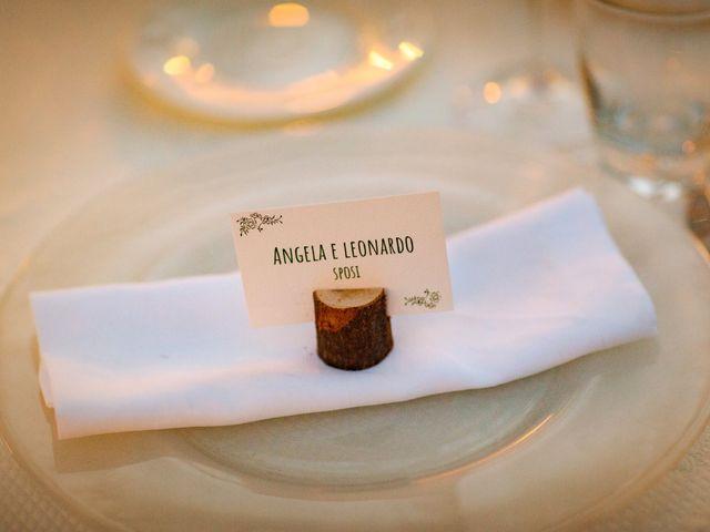 Il matrimonio di Leonardo e Angela a Triggiano, Bari 35