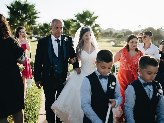 Il matrimonio di Carmen e David a Brucoli, Siracusa 16