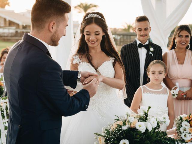 Il matrimonio di Carmen e David a Brucoli, Siracusa 21