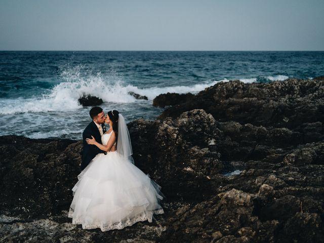 Il matrimonio di Carmen e David a Brucoli, Siracusa 1