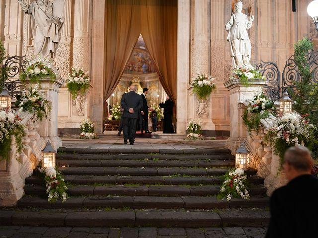 Il matrimonio di Isabella e Giuseppe a Acireale, Catania 32