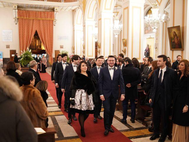 Il matrimonio di Isabella e Giuseppe a Acireale, Catania 33