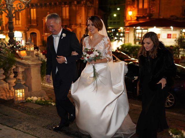 Il matrimonio di Isabella e Giuseppe a Acireale, Catania 36