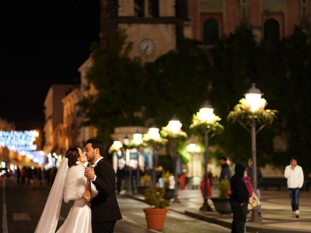 Il matrimonio di Isabella e Giuseppe a Acireale, Catania 1