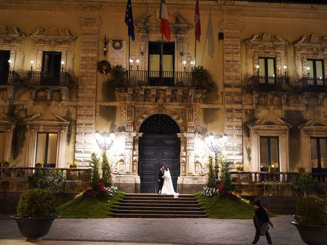 Il matrimonio di Isabella e Giuseppe a Acireale, Catania 76