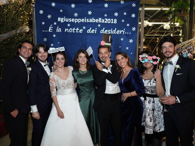 Il matrimonio di Isabella e Giuseppe a Acireale, Catania 119