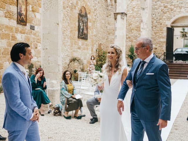 Il matrimonio di Vasco e Diwi a Siracusa, Siracusa 11