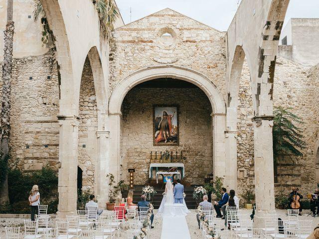 Il matrimonio di Vasco e Diwi a Siracusa, Siracusa 20