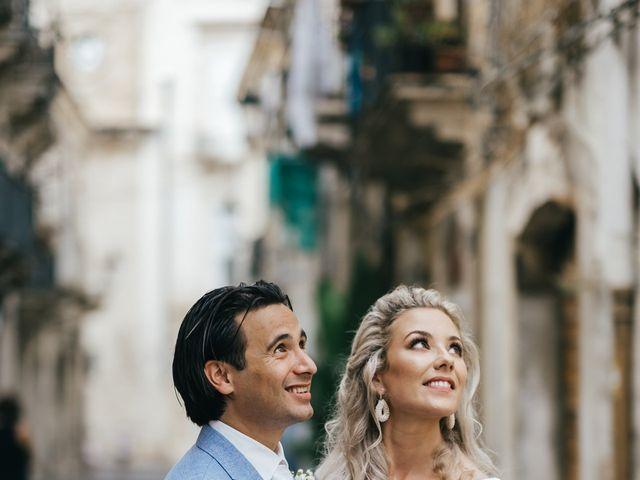 Il matrimonio di Vasco e Diwi a Siracusa, Siracusa 32
