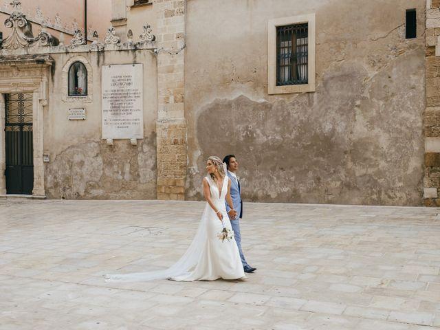 Il matrimonio di Vasco e Diwi a Siracusa, Siracusa 33