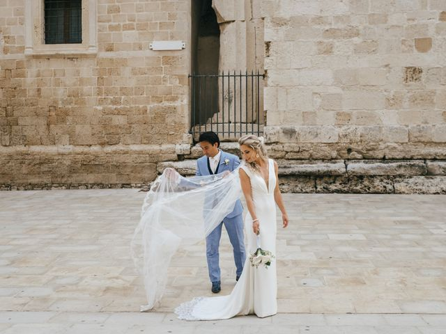 Il matrimonio di Vasco e Diwi a Siracusa, Siracusa 34