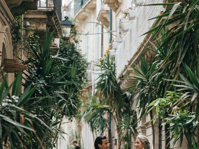 Il matrimonio di Vasco e Diwi a Siracusa, Siracusa 43